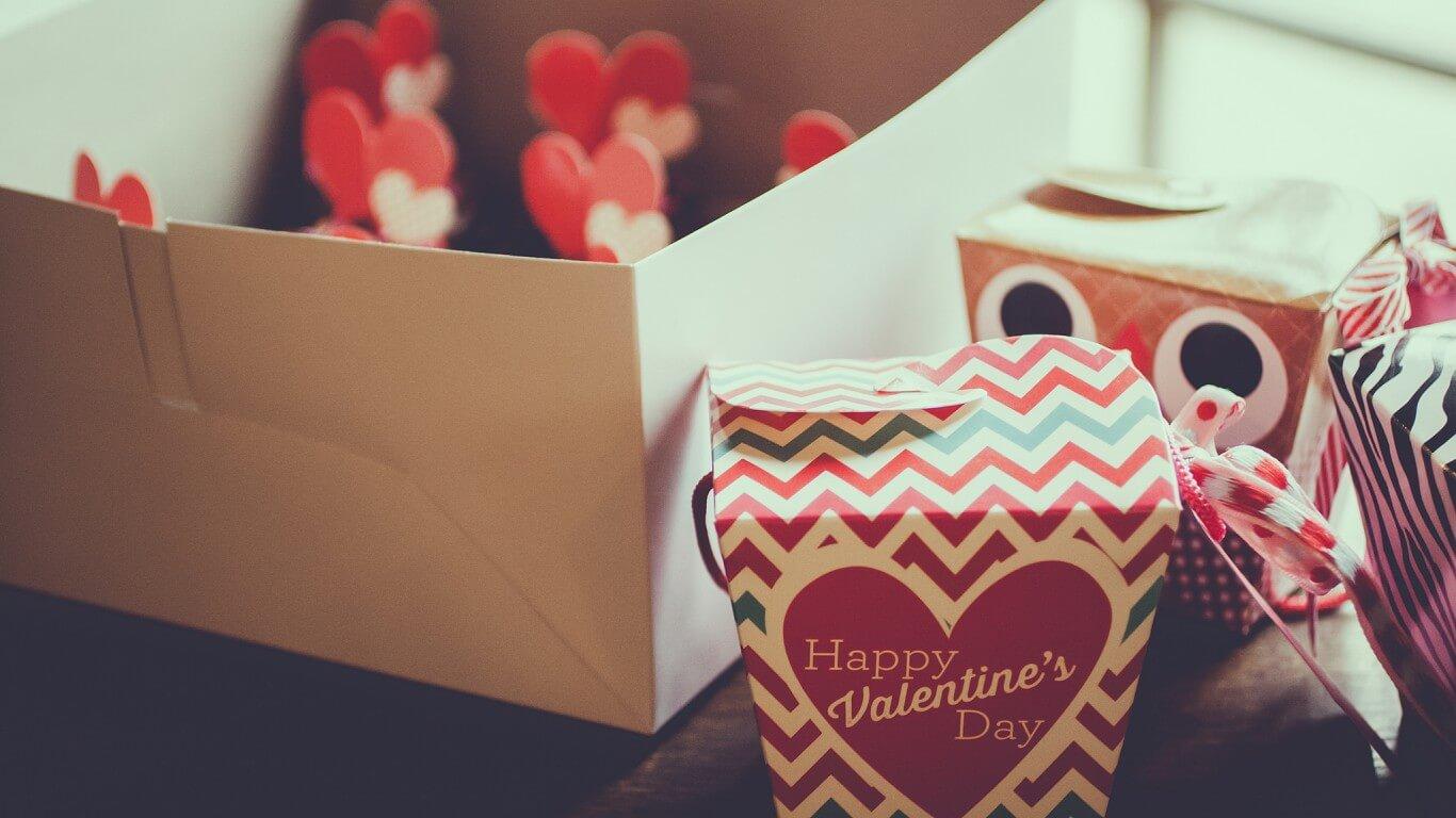 День влюбленных сюрприз своими руками
