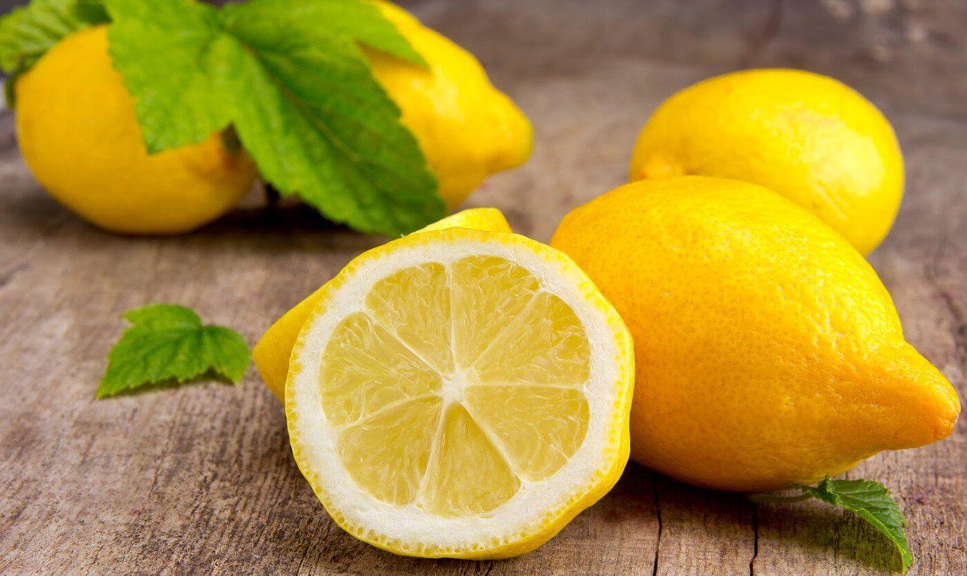 запах лимона