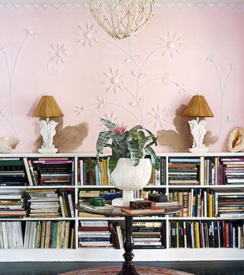 как расставить книги в квартире