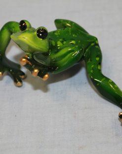лягушка фигурка