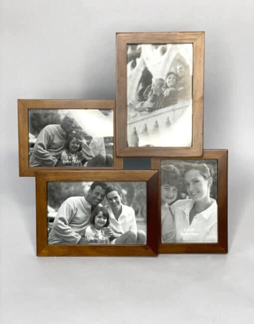 рамка для фото деревянная
