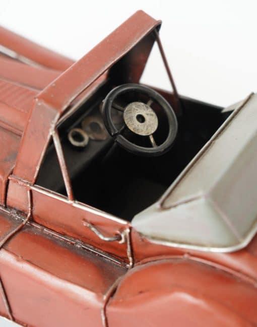 машинка сувенирная коллекционная