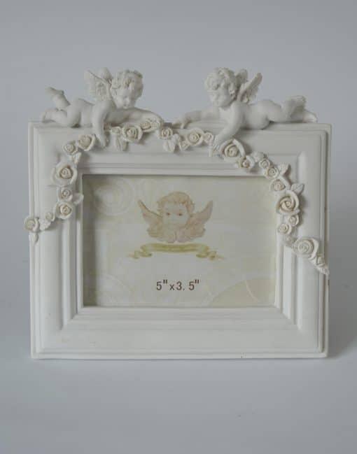 рамка для фото с ангелами
