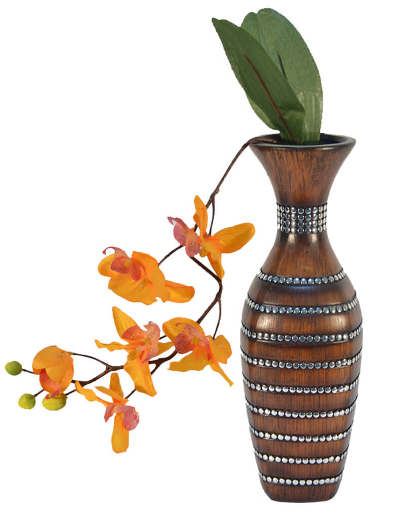 ваза из керамики