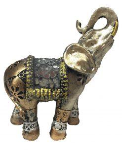 статуэтка слона с поднятым хоботом купить