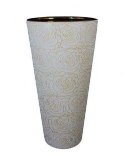 купить декоративную керамическую вазу