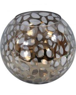 купить круглую вазу стекло