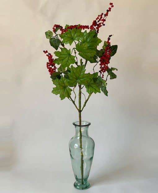 ветка в напольную вазу
