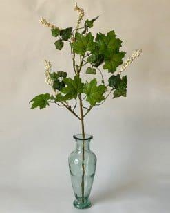 искусственная ветка в напольную вазу