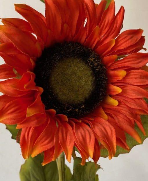 подсолнух цветок искусственный