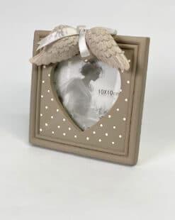 фоторамка с сердцем