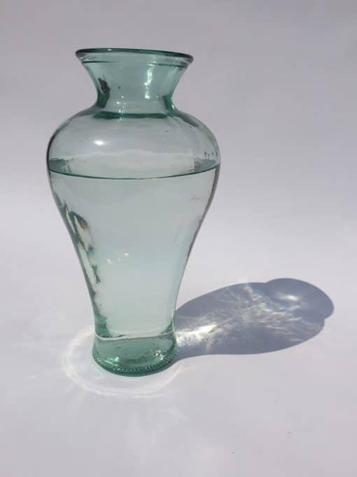 купить стеклянную вазу для цветов
