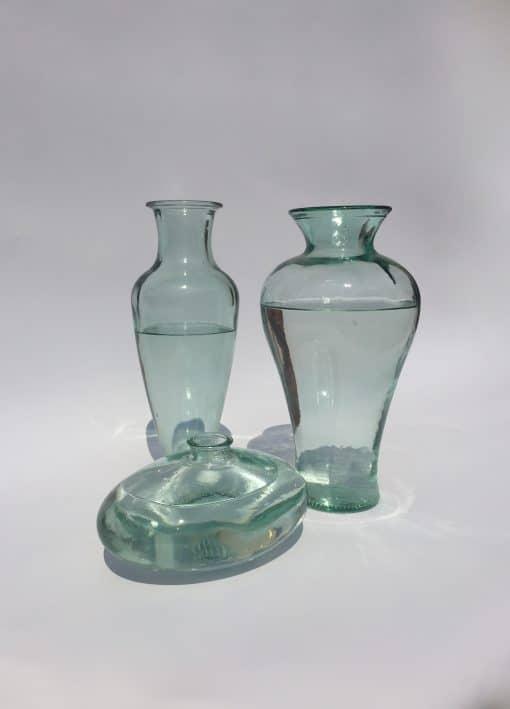 прозрачная ваза стеклянная гомель