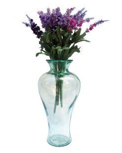 купить стекляную прозрачную вазу