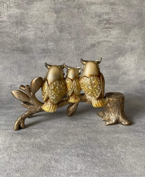 фигурка три совы