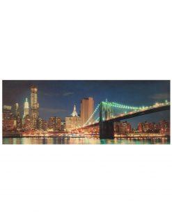 бруклинский мост картина