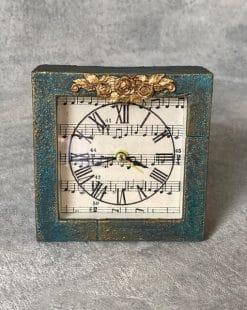 будильник часы ноты