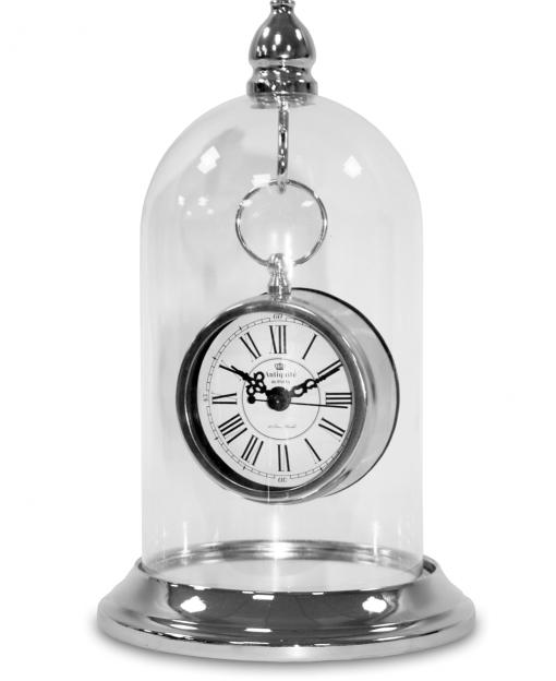 часы каминные в колбе