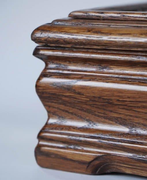 шкатулка для часов из дерева