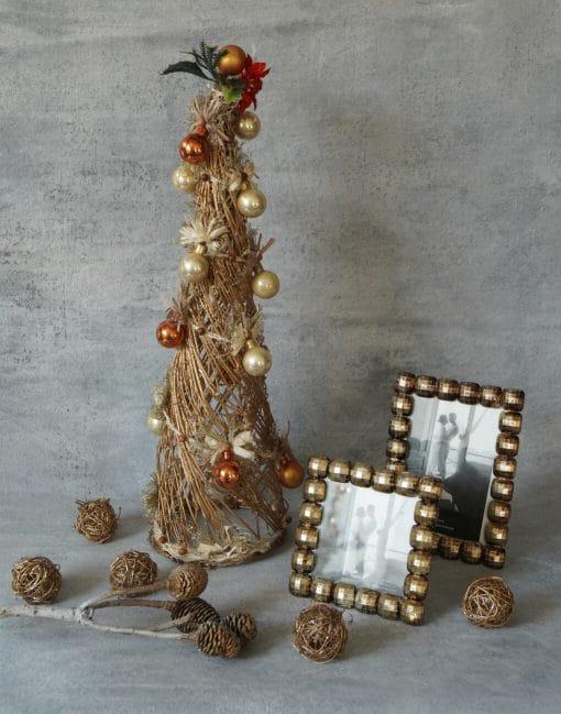 декоративная елки из ротанга купить