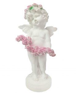 купить фигурка ангела из гипса