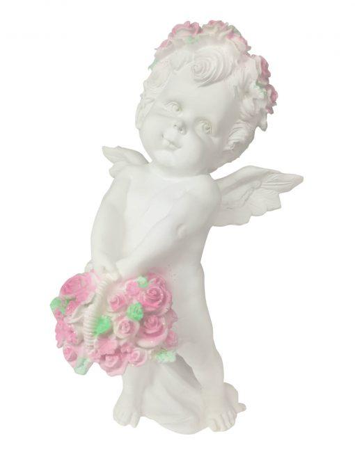 статуэтки ангелочков из гипса купить