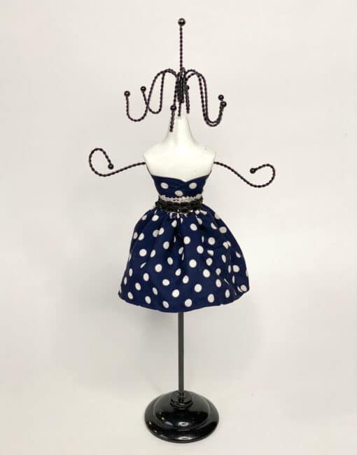 подставка для украшений манекен в платье