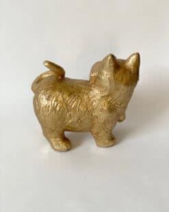 фигурка кот золотой купить в минскее
