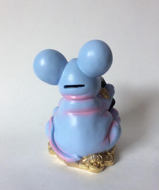 мышь голубая копилка