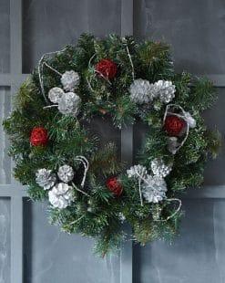 рождественский венок гомель
