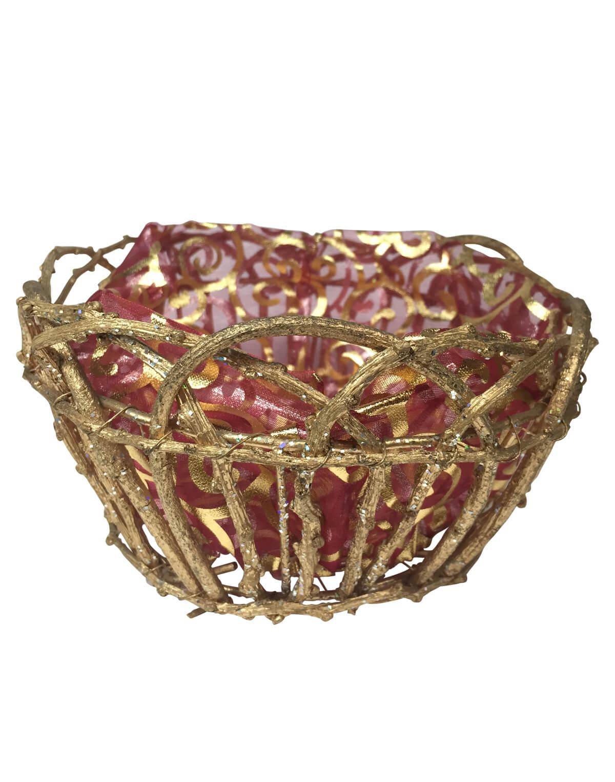 плетеная корзинка купить в минске