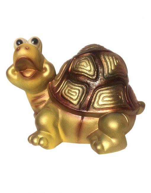 копилка черепаха