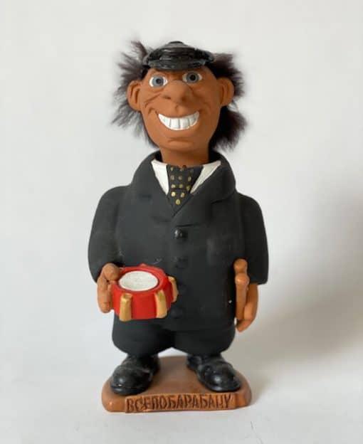 барабанщик сувенир