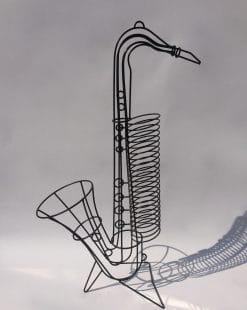 купить подставку для дисков саксофон