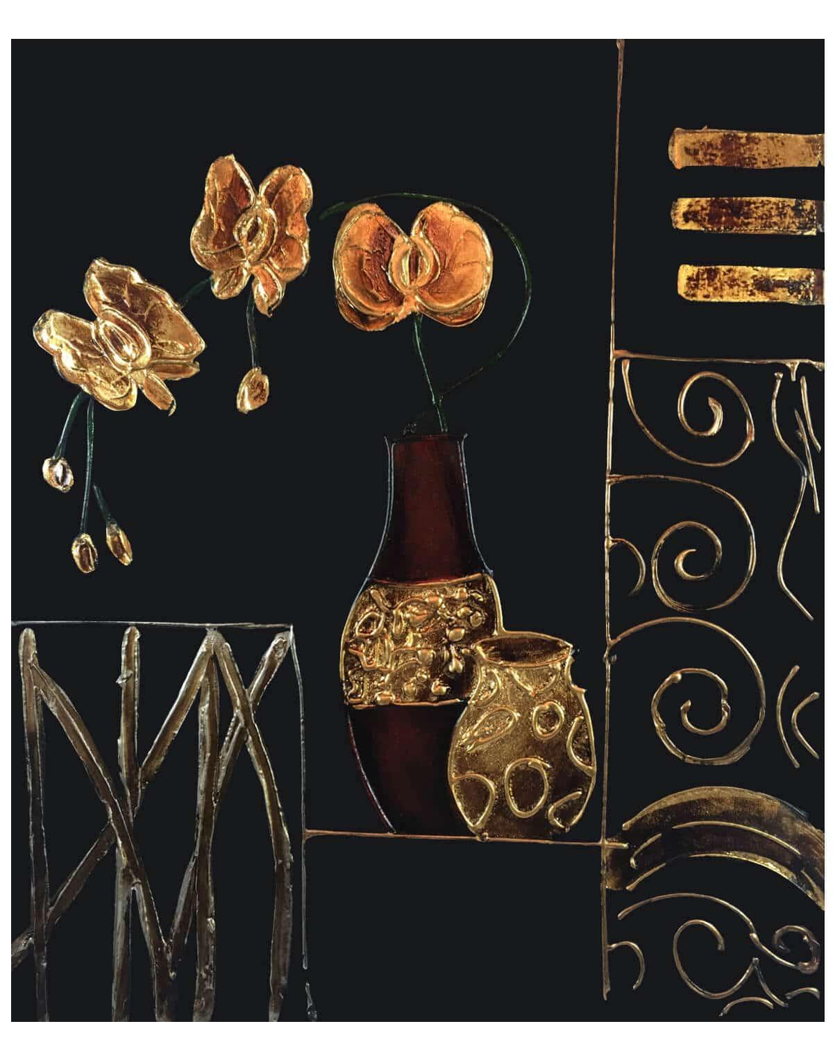 картины с изображением цветов
