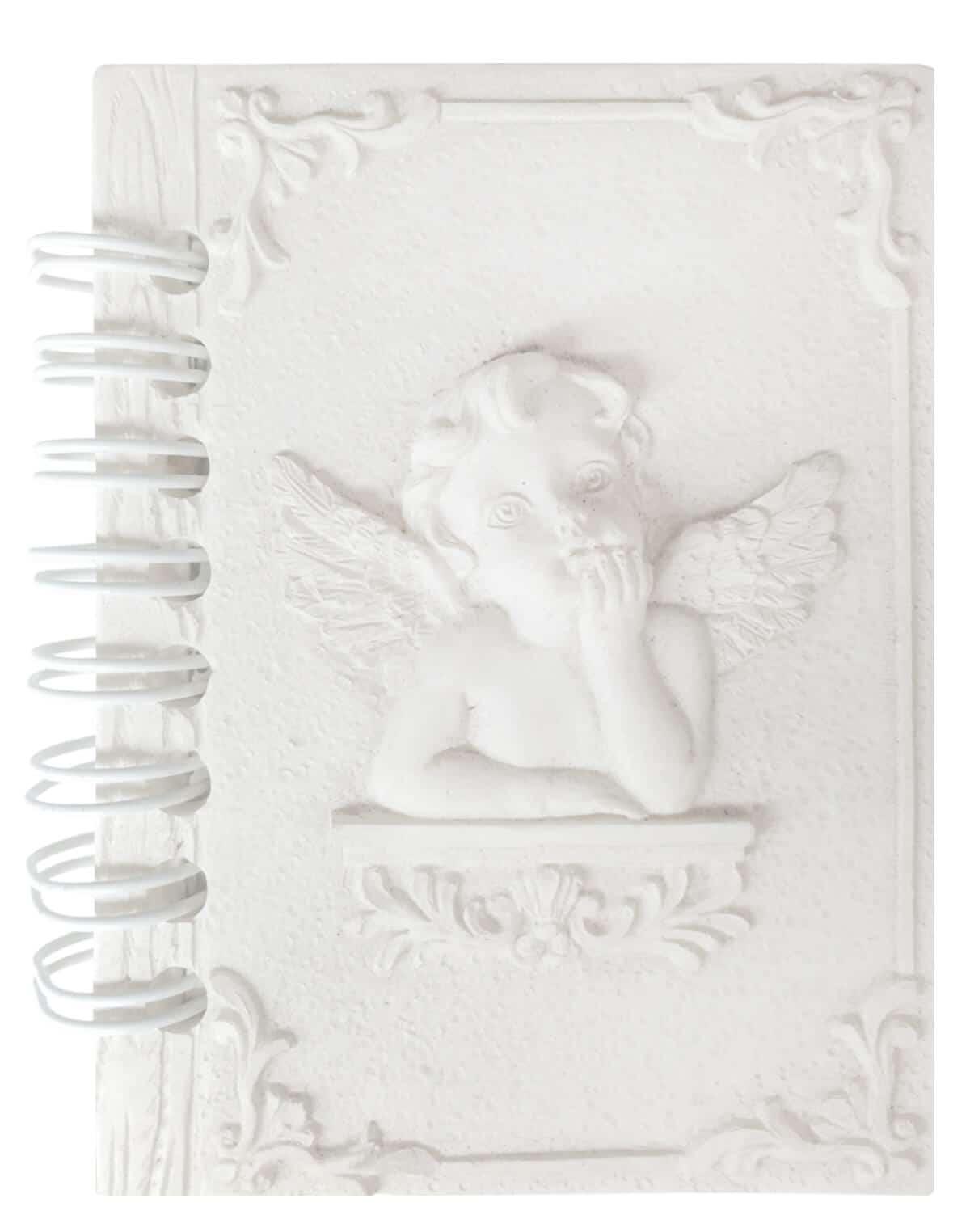 блокнот с ангелом купить в интернет магазине