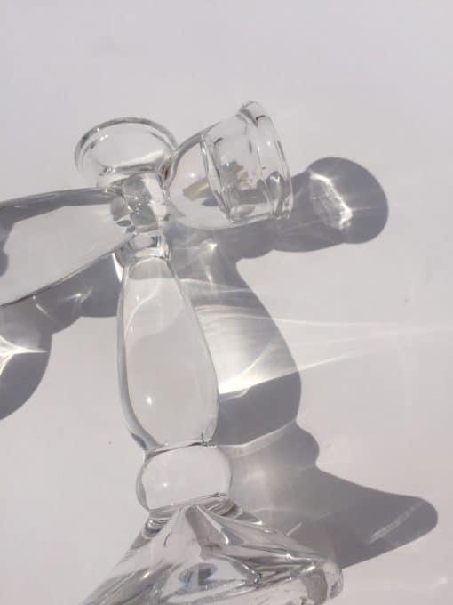 купить подсвечник из стекла в минске