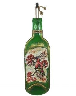 Декоративные настенные бутылки