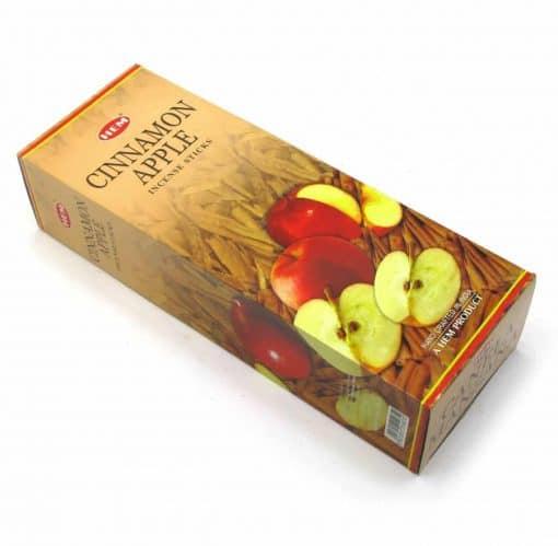 корица и яблоко благовония аромапалочки