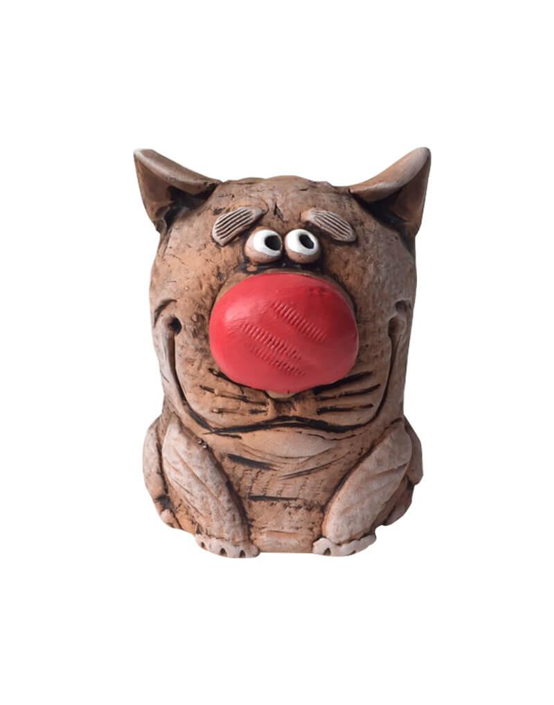 свистулька кот белорусский сувенир