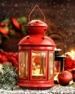 Зимние ароматы и свечи