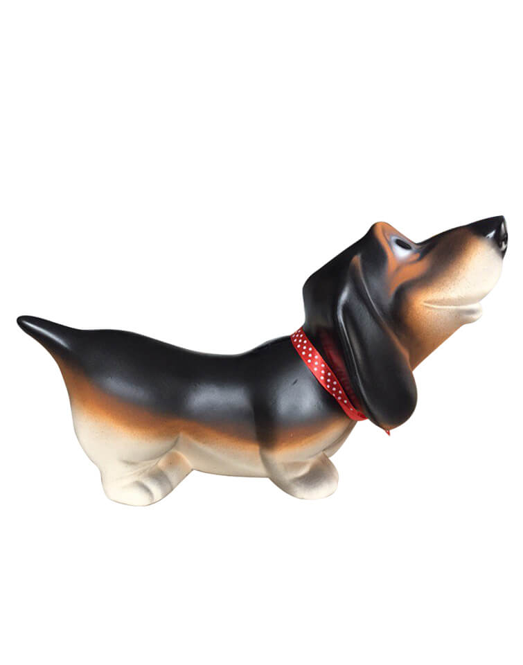 купить статуэтку собаки такса