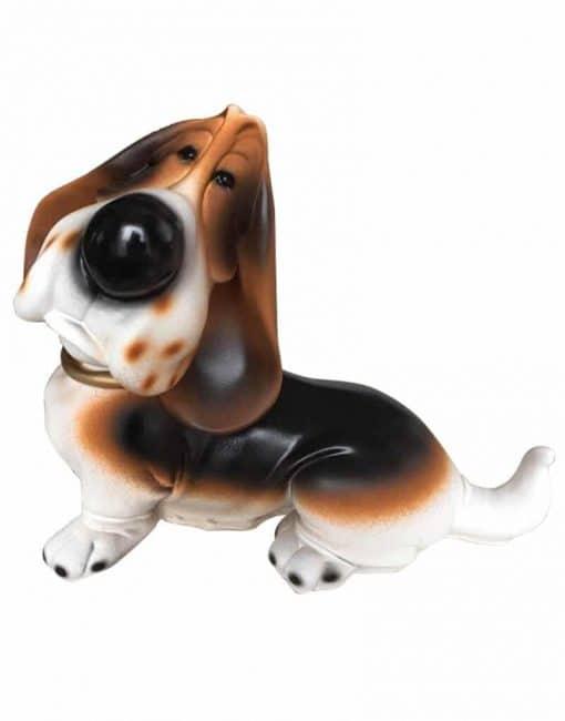 купить статуэтку собаки бассет