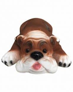 статуэтка собаки бульдог купить