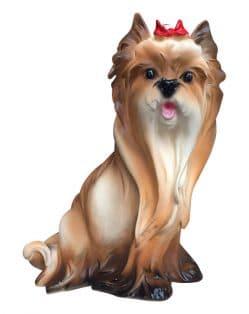 купить статуэтку собаки йоркширский терьер