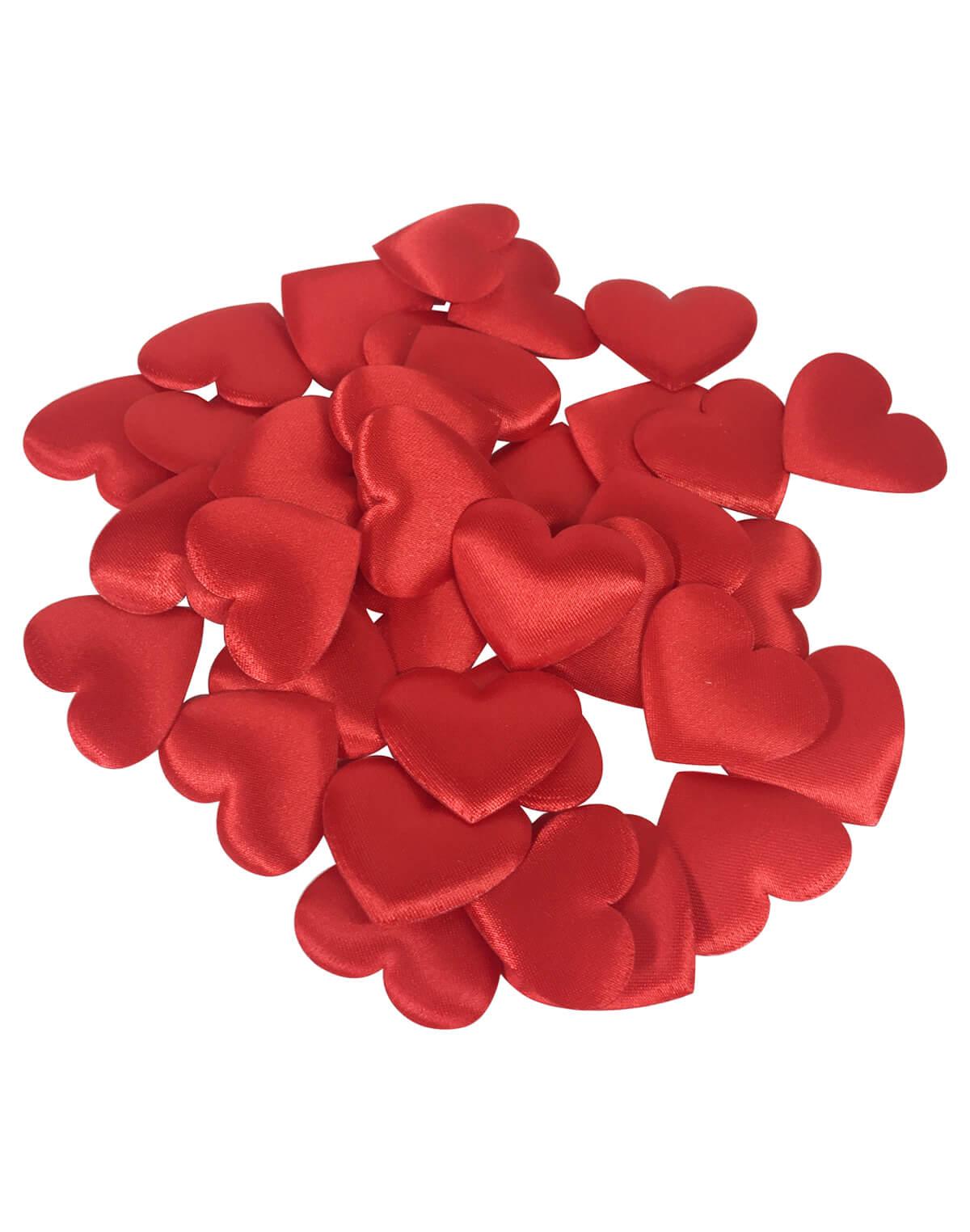 купить сердечки из ткани на 14 февраля
