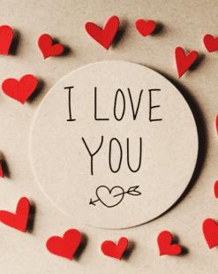 Сердечки и милые сувениры