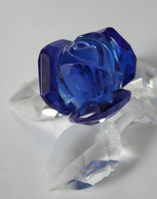 роза из хрусталя