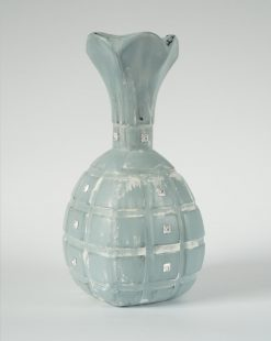 купить вазу из керамики в минске