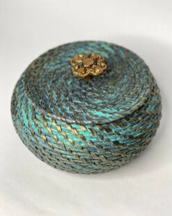 шкатулка плетёная в гомеле